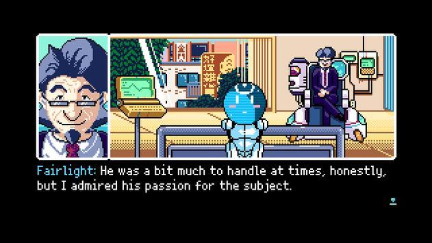 Read Only Memories: Type-M screenshot 4