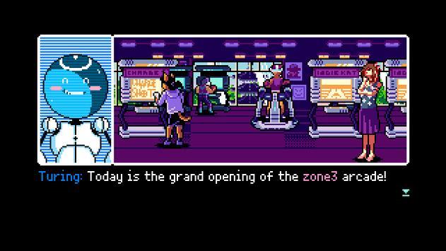 Read Only Memories: Type-M screenshot 2
