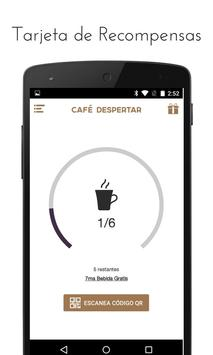 Café Despertar apk screenshot