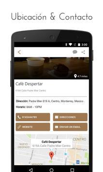 Café Despertar screenshot 4