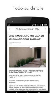 Club Inmobiliario Mty screenshot 1