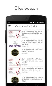 Club Inmobiliario Mty screenshot 2
