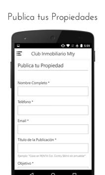 Club Inmobiliario Mty screenshot 3