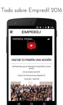 Empredil 2016 poster
