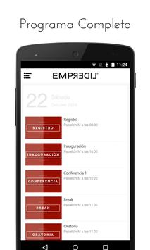 Empredil 2016 apk screenshot