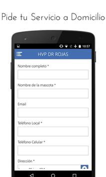Hospital Veterinario Palmares apk screenshot