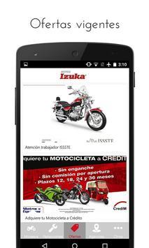 Motos Izuka Oficial apk screenshot