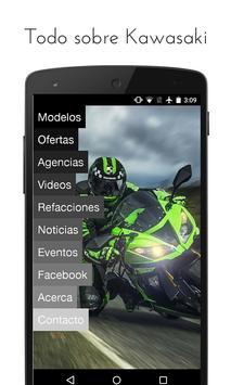 Kawasaki de México Oficial poster