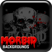 Morbid Backgrounds (Lite) icon