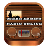 Middle Eastern radio online icon