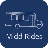MiddRides - Middlebury College icon