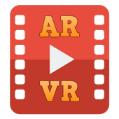 AR VR Video Player icon