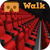 VR Cinema Walk icon