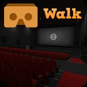 VR Cinema Walk icon