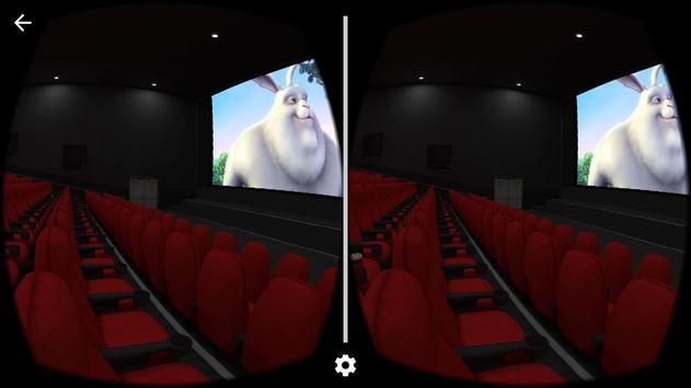 VR Cinema Walk apk screenshot