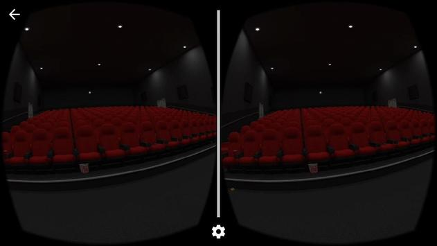 VR Cinema Walk apk screenshot