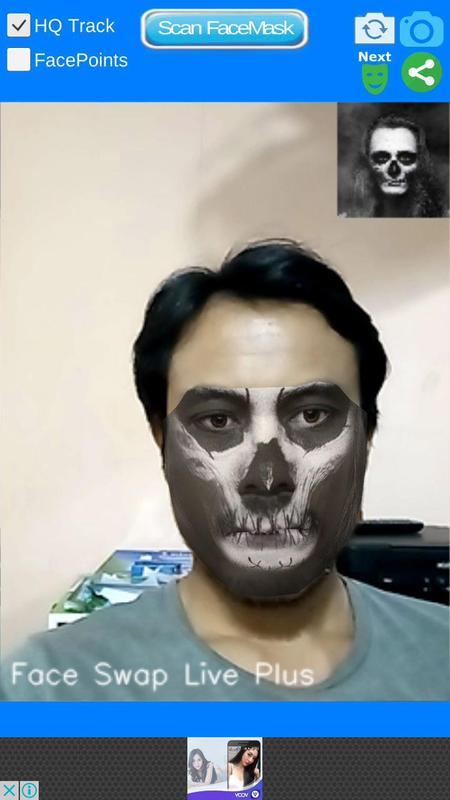 face swap live apk paid