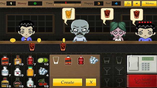 Midnight Cocktail Bar apk screenshot