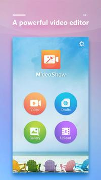 Mideoshow - Free Video Editor poster