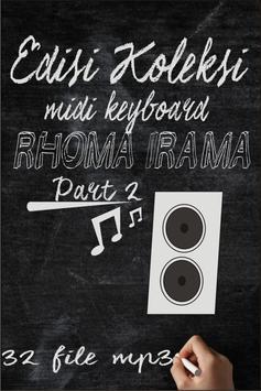 Rhoma Irama Cover Keyboard 2 apk screenshot