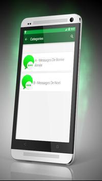 Top Bonne Année Messages 2018 apk screenshot