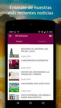 Mi Diócesis screenshot 1