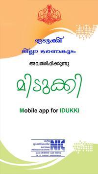 M-IDUKKI poster