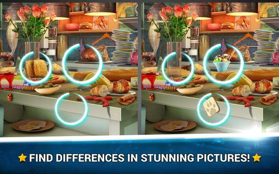 Find Differences Kitchens – Spot the Difference poster