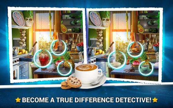 Find Differences Kitchens – Spot the Difference screenshot 2