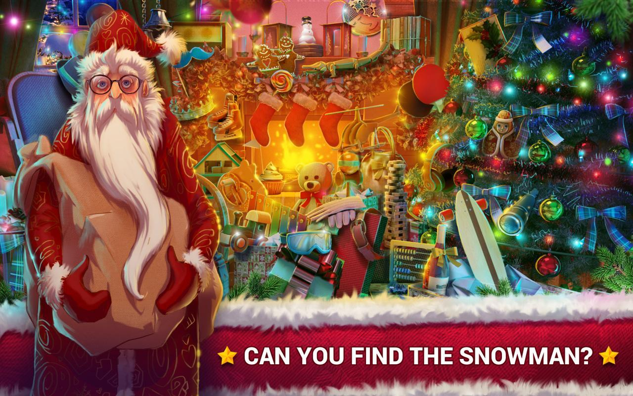 Hidden Objects Christmas Gifts – Winter Games for Android - APK Download