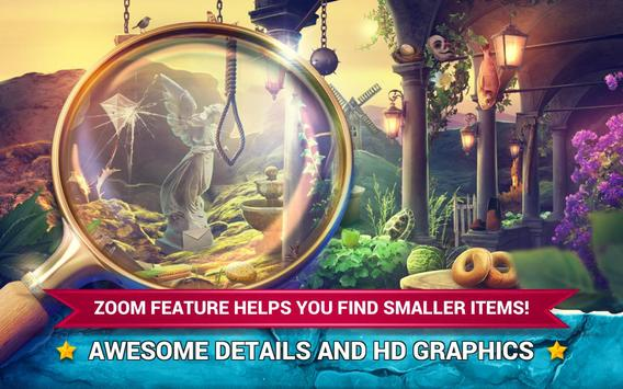Objetos Escondidos Castelo - Jogos de Terror imagem de tela 3