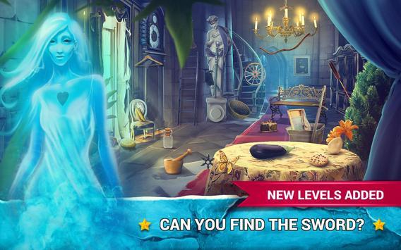 Objetos Escondidos Castelo - Jogos de Terror imagem de tela 1