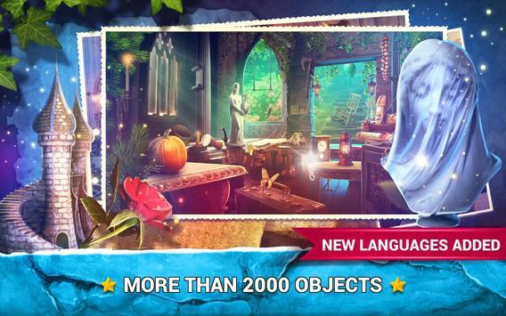 Objetos Escondidos Castelo - Jogos de Terror imagem de tela 2