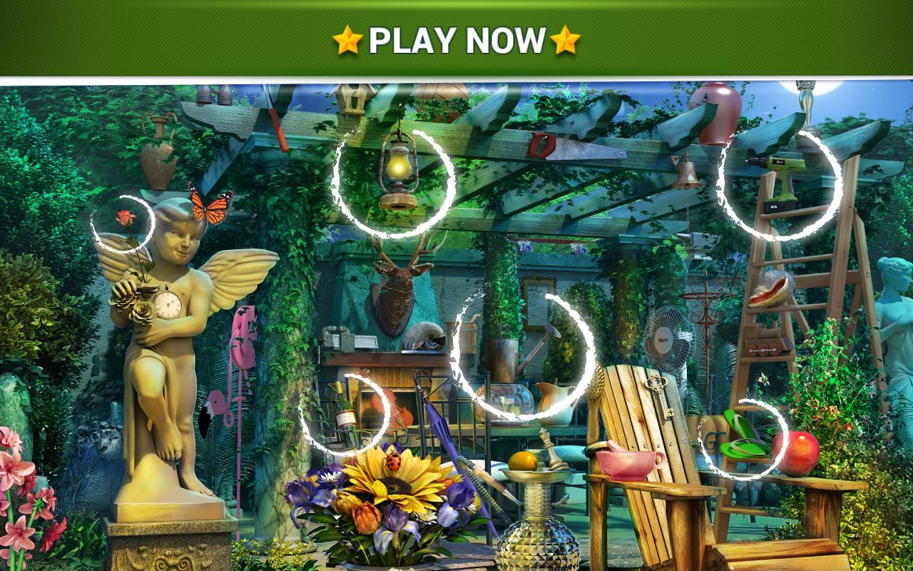 Hidden objects games for Android - free download