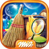 Hidden Objects House Cleaning – Rooms Clean Up icon