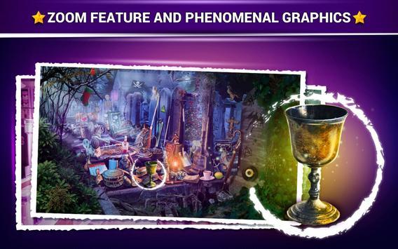 Hidden Objects Vampires Temple – Vampire Games screenshot 9