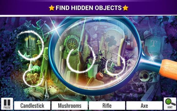 Hidden Objects Vampires Temple – Vampire Games poster