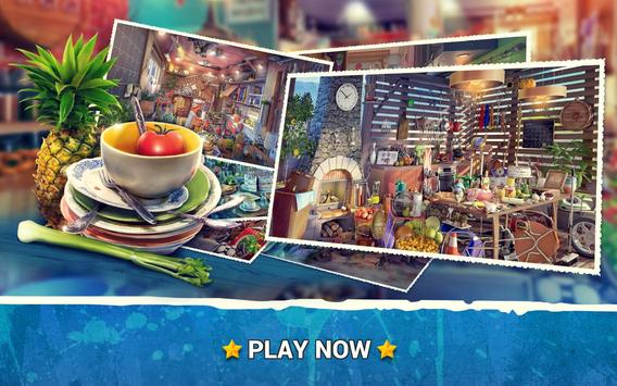 Hidden Objects Messy Kitchen 2 – Cleaning Game screenshot 7