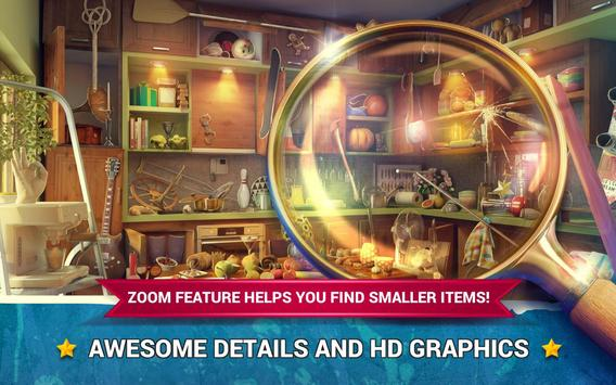 Hidden Objects Messy Kitchen 2 – Cleaning Game screenshot 1
