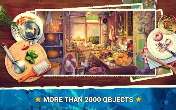 Hidden Objects Messy Kitchen 2 – Cleaning Game screenshot 2