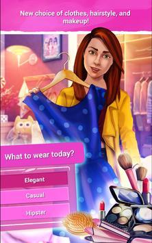 الحب الاول - أحب ألعاب القصة apk تصوير الشاشة