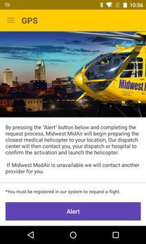 Midwest MedAir screenshot 1