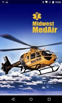Midwest MedAir poster