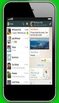 Update Whatsapp Messenger Tips screenshot 5