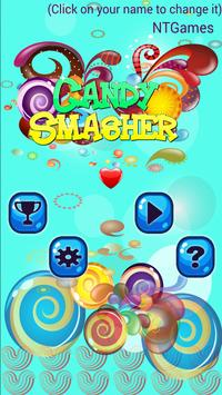 Candy Smasher HD poster