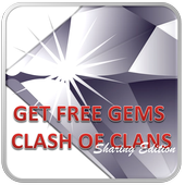 Get Free Gems in COC icon