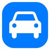 Mietwagen App icon