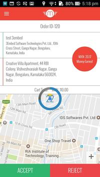Miexpress Driver apk screenshot