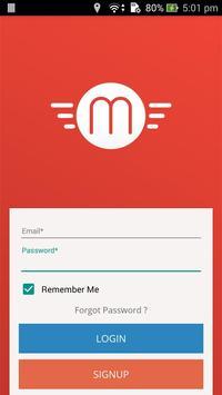 Miexpress Driver poster