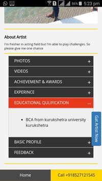 Mifa Talent Production screenshot 3